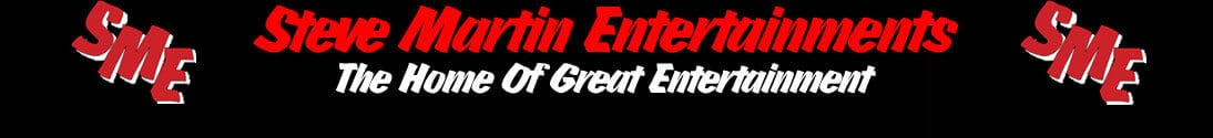Steve Martin Entertainments Logo