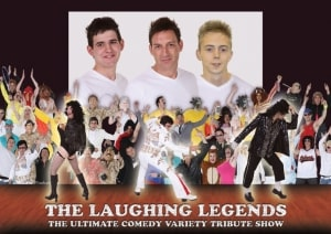 Laughing legends